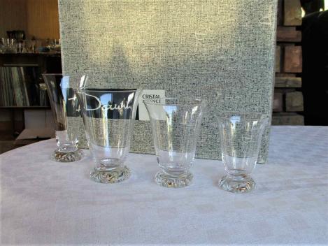Kim service de verres daum cristal