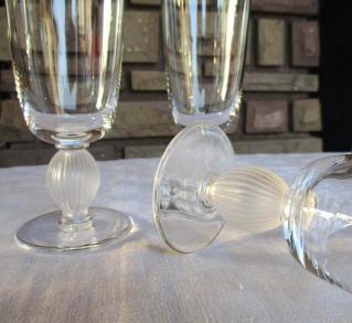 Lalique langeais verres