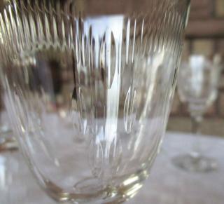 Moliere verre cristal
