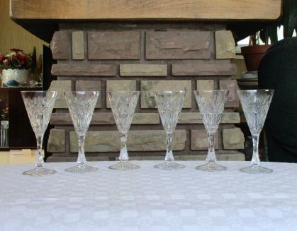 Niepce saint louis verre ancien