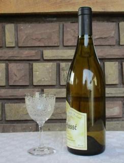 Occasion verre baccarat