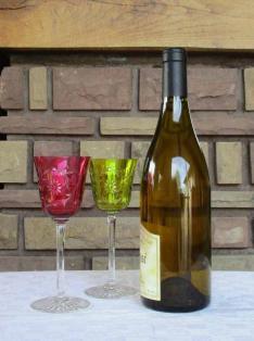 Occasion verres baccarat cristal