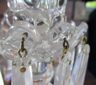 Pampille saint louis cristal