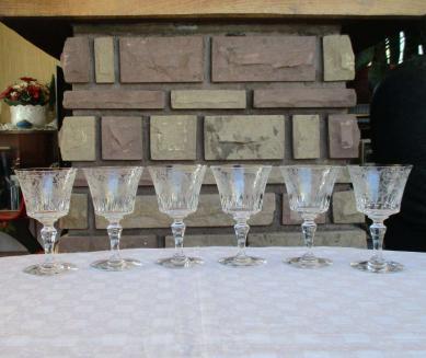 Parme cristal verre baccarat