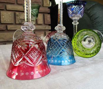 Prix occasion saint louis cristal couleurs