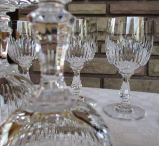 Prix occasion st louis verres