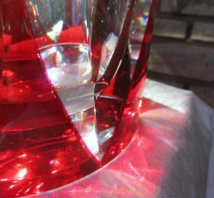 Prix occasion vase saint louis