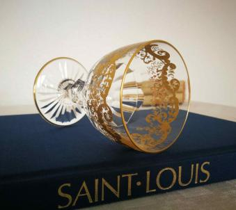 Prix occasion verre saint louis trianon
