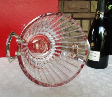 Prix seau baccarat cristal
