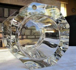 Prix vase baccarat occasion