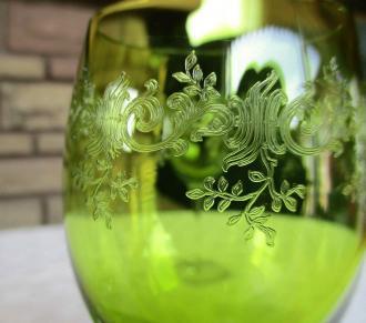 Prix verre baccarat couleur