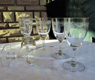 Prix verre cleo saint louis