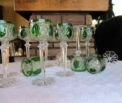 Prix verre roemer baccarat occasion