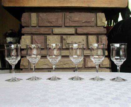 Prix verres baccarat occasion cristal