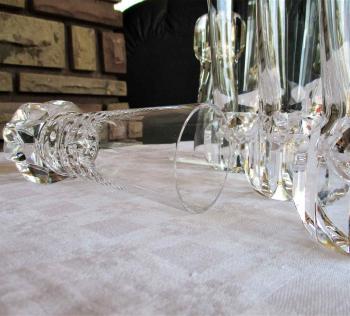 Prix verres cristal