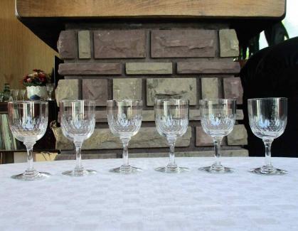Richelieu cristal de baccarat