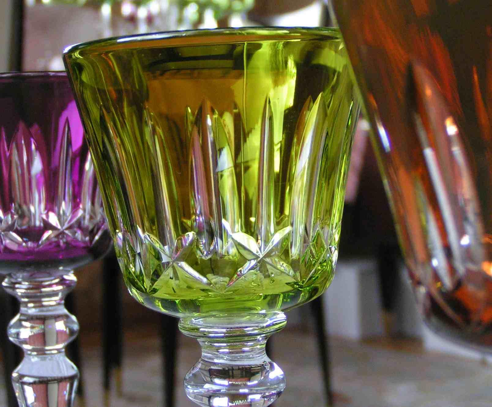 verres cristal de baccarat service ile de france. Black Bedroom Furniture Sets. Home Design Ideas