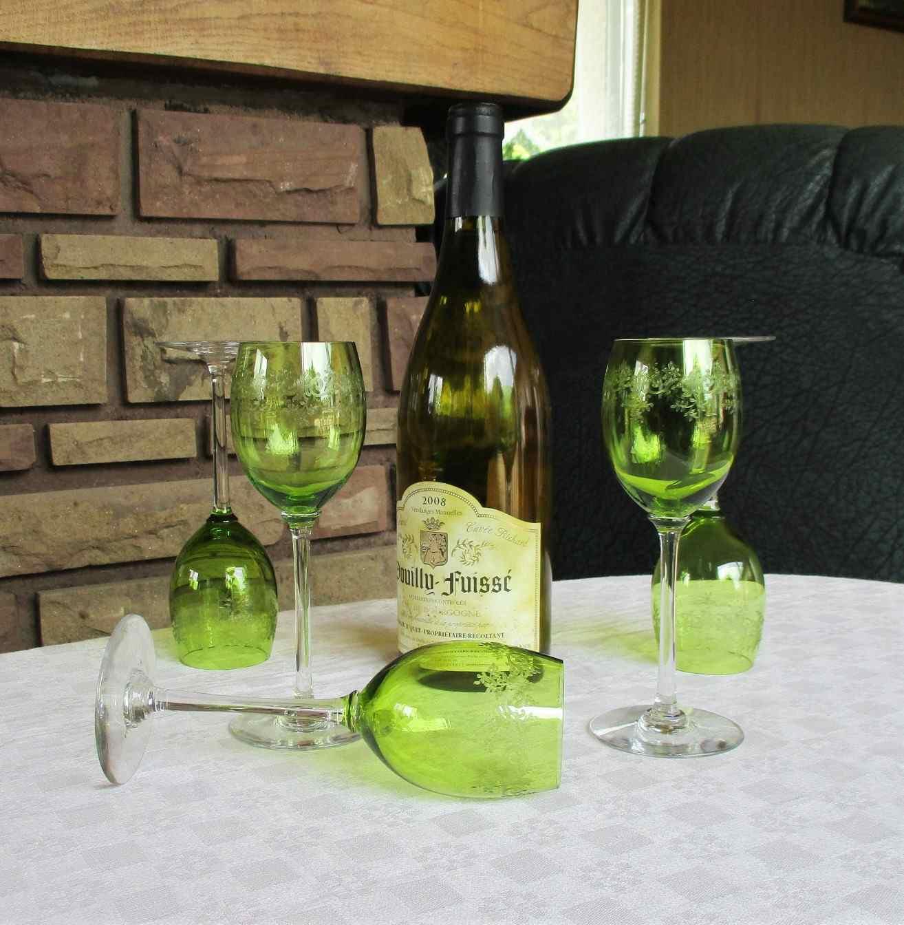 Roemer Sévigné en cristal de Baccarat