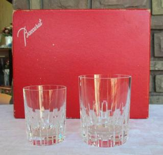Rotary verre gobelet baccarat