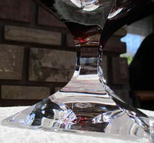 Saint louis cristal verre