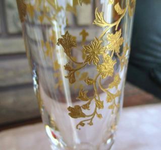 Saint louis massenet verre cristal