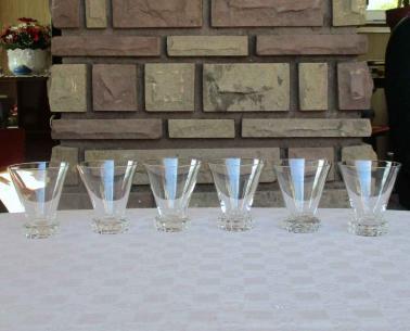 Saint louis verres