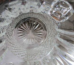 Seau glace cristal saint louis