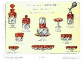 Serpentine baccarat