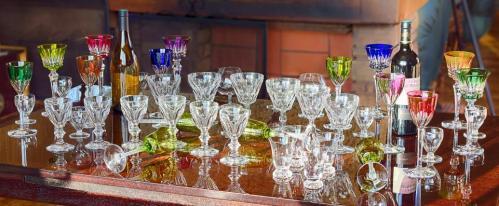 Service verre cristal prestivilege