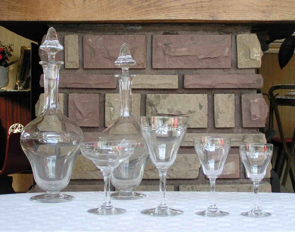 verre cristal reims
