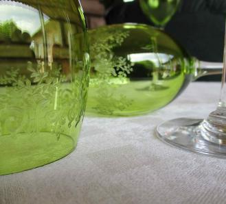 Sevigne baccarat verres