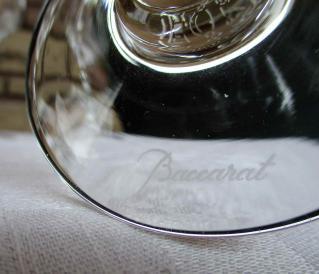 Signature baccarat 1
