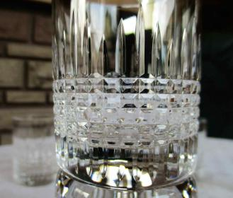Taille nancy cristal baccarat