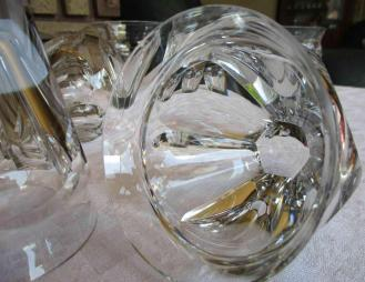 Talleyrand baccarat gobelet