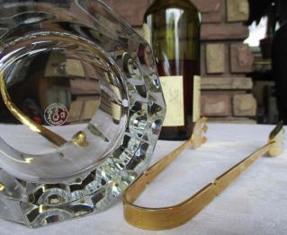 Talleyrand seau baccarat cristal