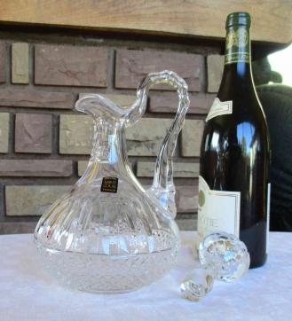 Tommy decanter saint louis