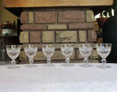 Verre a vin trianon saint louis