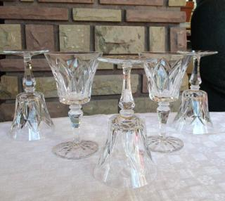Verre collection cristal
