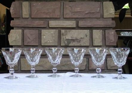 verre cristal vin caracas