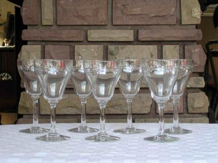 verre eau reims cristal
