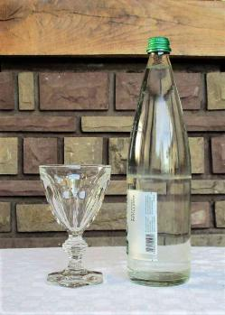 Verre harcourt baccarat occasion 1