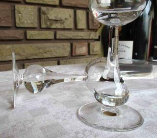 Verre jose tabacoff baccarat cristal
