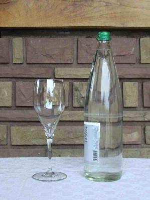 Verre n2 eau st remy