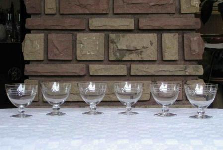 verre n4 cap ferrat cristal baccarat