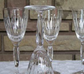 Verre n5 daum france taille