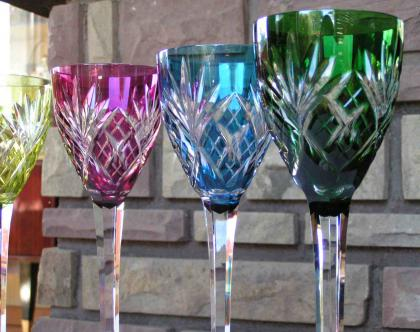 Verre rhin chantilly cristal