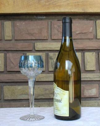 Verre rhin vin cristal