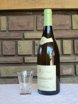 Verre vin baccarat cristal