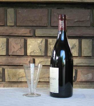 Verre vin lido n3 baccarat