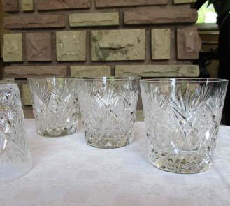 Verre whisky florence cristal saint louis